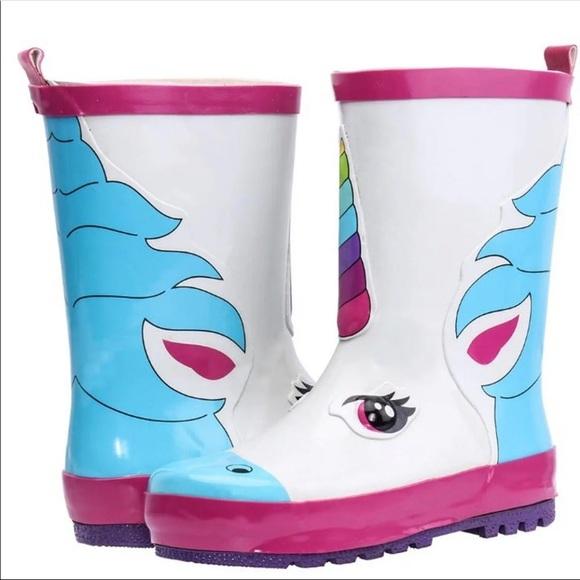 Cat Jack Unicorn Rain Boots